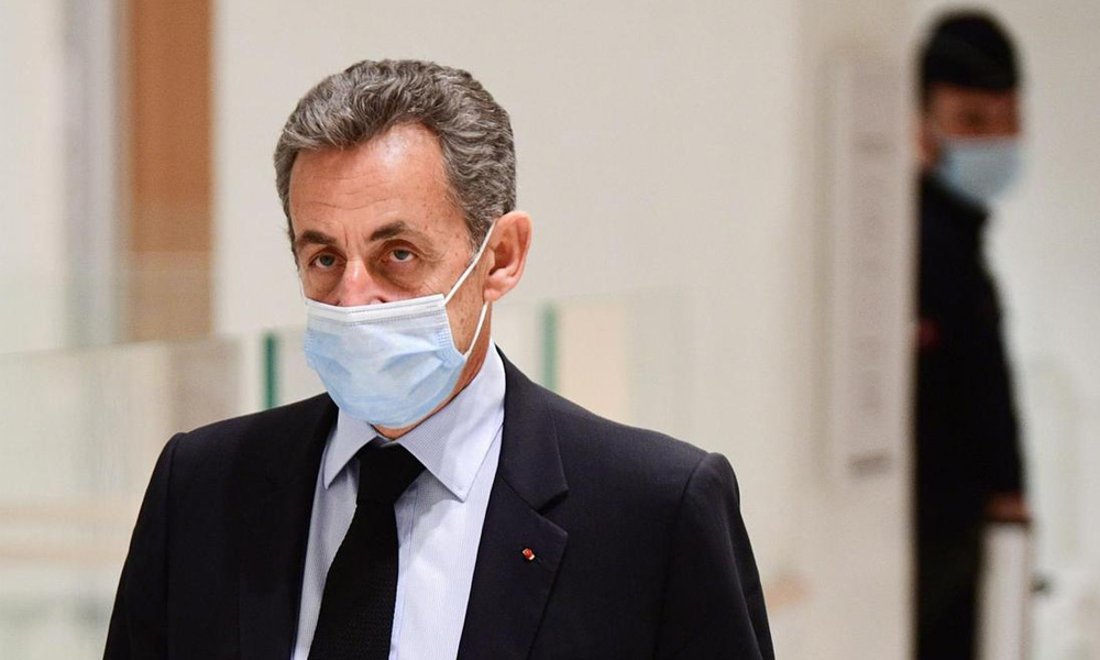 फ्रान्सका पूर्वराष्ट्रपति सार्कोजीलाई भ्रष्टाचारमा तीन वर्षको जेल सजाय