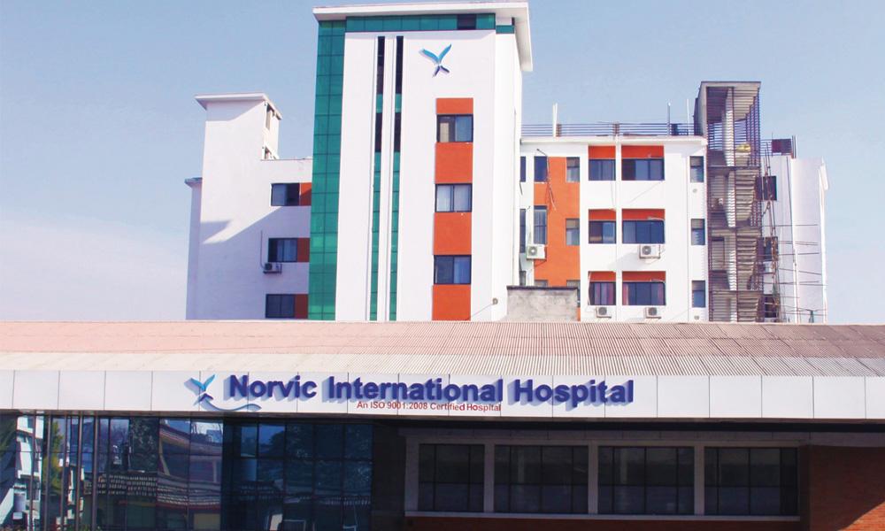 लकडाउनमा नर्भिक अस्पतालले निःशुल्क एम्बूलेन्स सेवा दिने