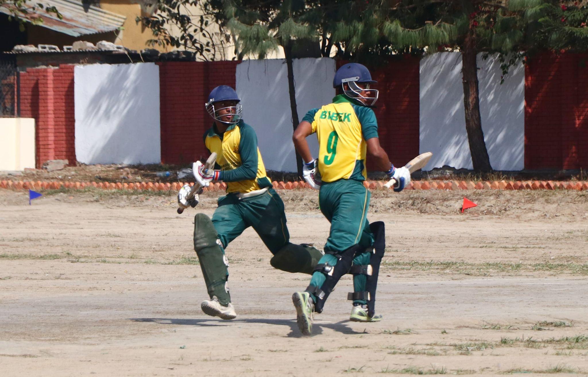 नेपाल पाकिस्तान फ्रेन्डसिप क्रिकेट: हाम्रो किचन र बलपार्क सेमिफाइनलमा