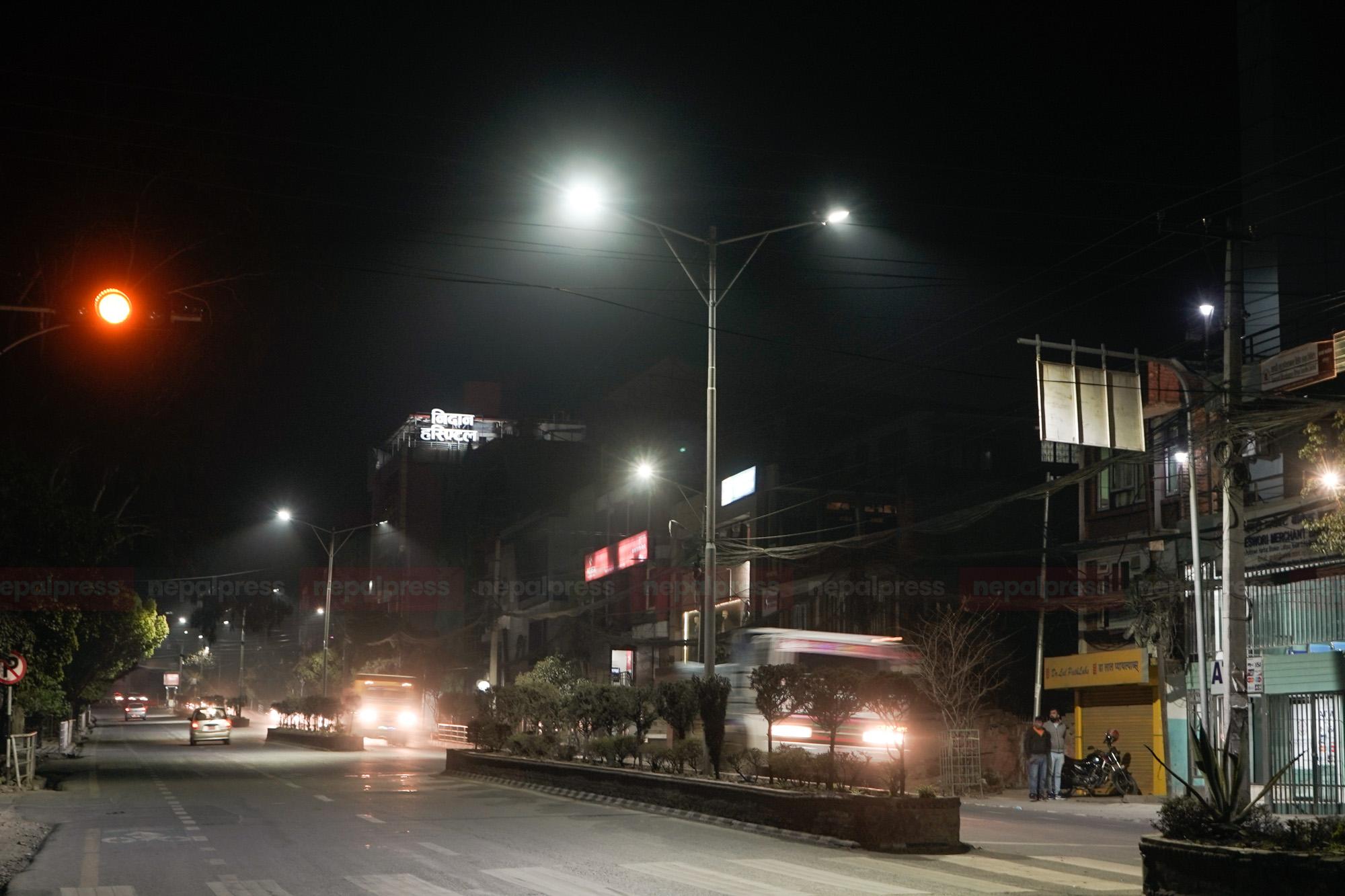 अब देशैभरका शहरमा 'स्मार्ट लाइट': आवश्यकताअनुसार आफैं चम्कन्छ, बाल्न–निभाउन नपर्ने