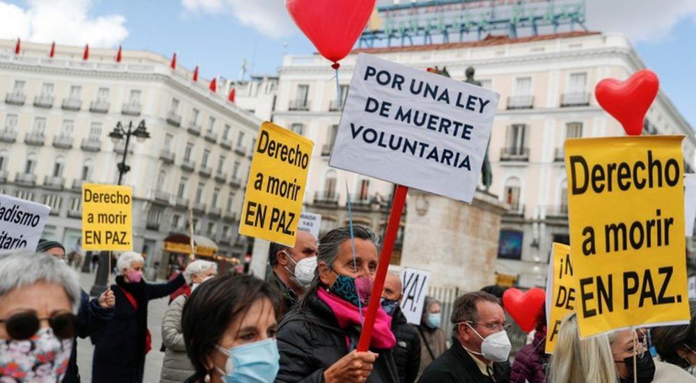 बेल्जियम, लक्जेमवर्ग र नेदरल्यान्ड्सपछि स्पेनमा पनि इच्छामृत्युलाई कानूनी मान्यता