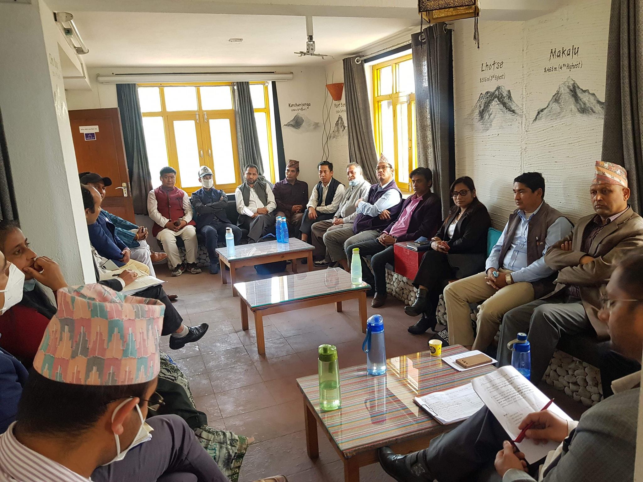 स्थानीय तहको निर्वाचनमा चुनाव चिन्ह दिन विवेकशीलसहित साना १३ दलको माग