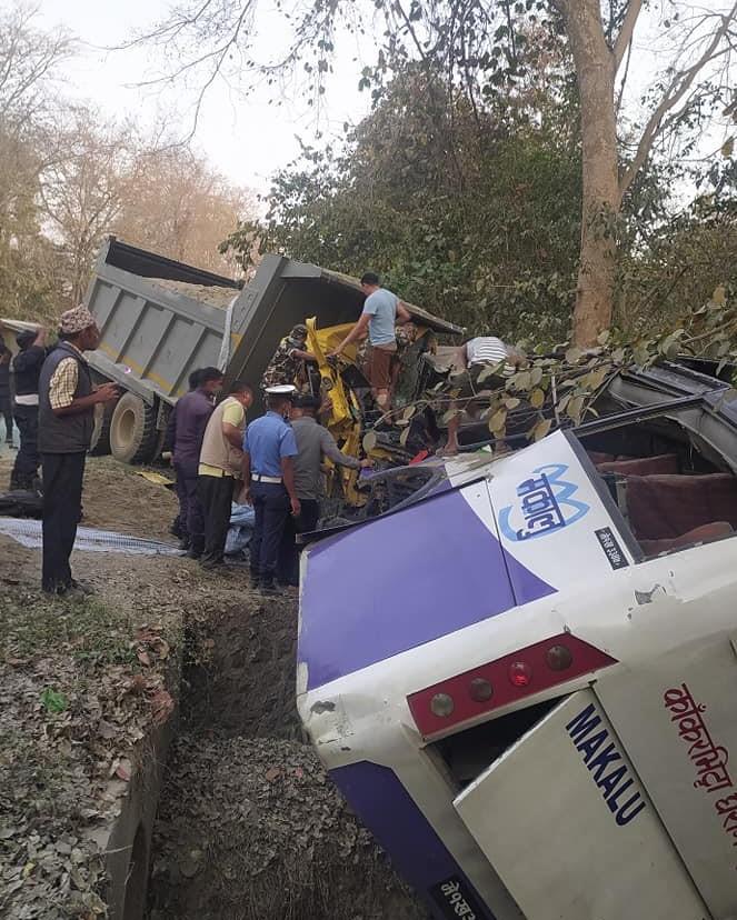 कोहलपुर दुर्घटना अपडेट– मृतक पाँचमध्ये चार जनाको सनाखत