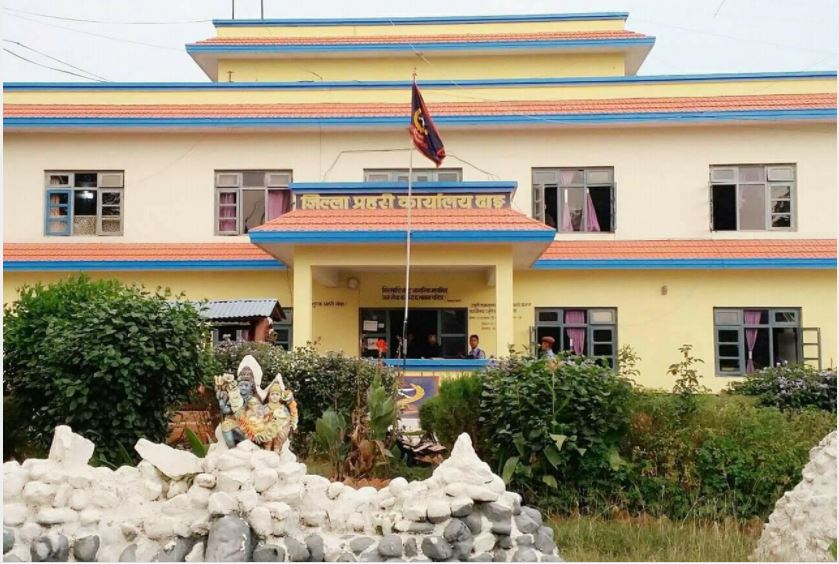 दाङका अबैध १० क्रसर तत्काल बन्द गराउन लुम्बिनी प्रहरी प्रमुखको पत्राचार