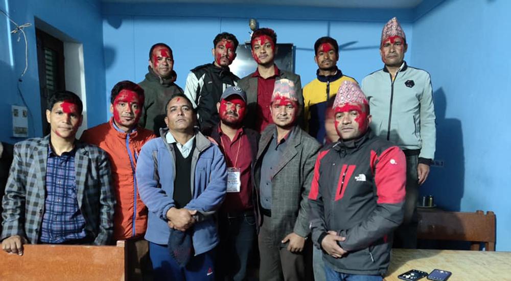 पत्रकार महासंघ सुदूरपश्चिमका ५ जिल्लाको नतिजाः युनियन ३ र चौतारी २ जिल्लामा विजयी