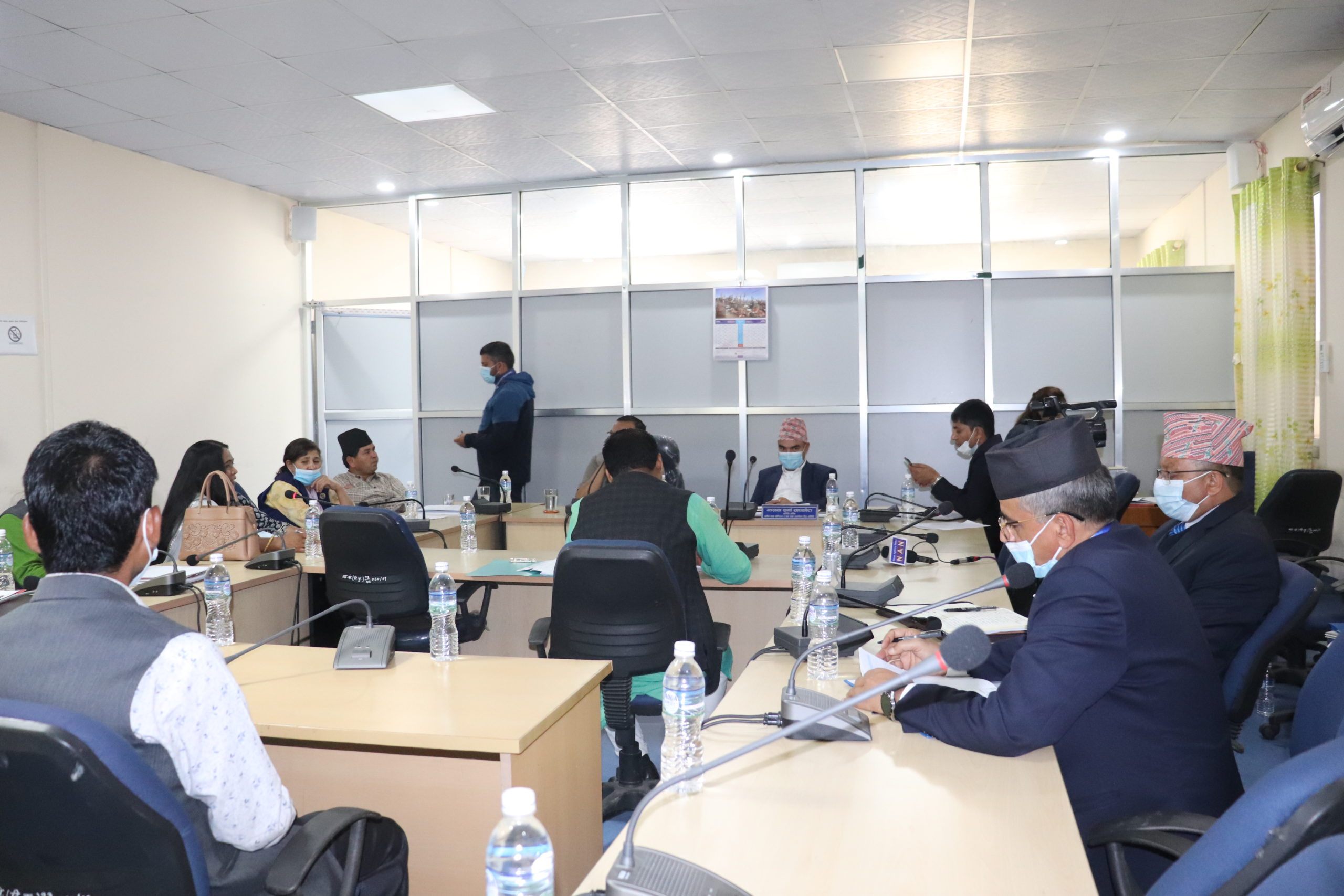 सामाजिक सुरक्षा कोषको प्रगति विवरण एक साताभित्र पेश गर्न संसदीय समितिको निर्देशन (भिडियाे)