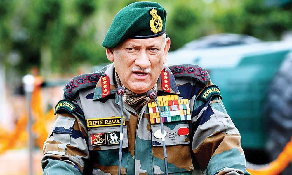 भारतीय रक्षा अध्यक्ष रावतलाई नेपाल भ्रमणको निम्तो पठाइने