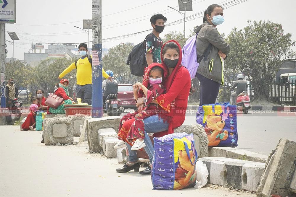 छाडी जाँदैछु तिम्रो शहर (तस्बिरहरू)