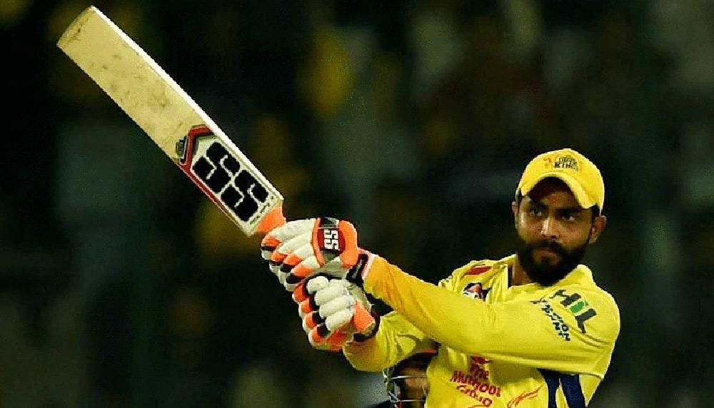 आइपीएलको एक ओभरमा जडेजाले बनाए ३७ रन