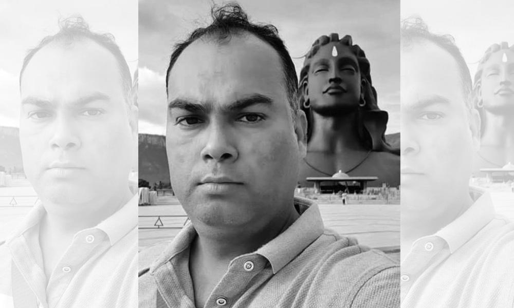 कोरोनाको कारण दाङका पत्रकार अधिकारीको मृत्यु