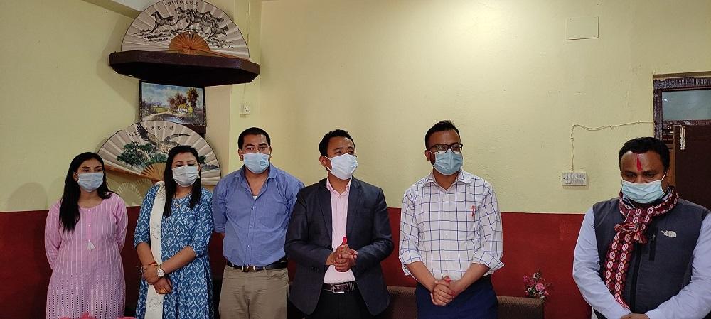 कोरोना संक्रमित पत्रकारको उपचारमा अस्पतालको राहत प्याकेज