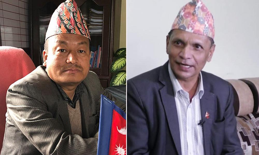 गण्डकीमा माओवादीका दुई मन्त्री सरकारबाट फिर्ता हुँदै