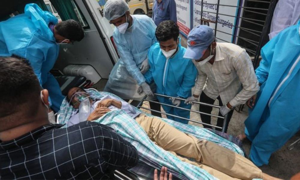 भारतमा अहिलेसम्मकै सर्वाधिक मृत्यु, एकैदिन ४,२०५ जनाले ज्यान गुमाए