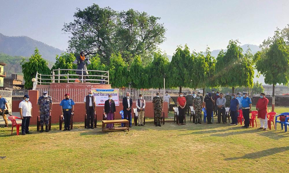 जितगढीमा विजय उत्सव, २ सय वर्षअघि अंग्रेजलाई हराएको सम्झना