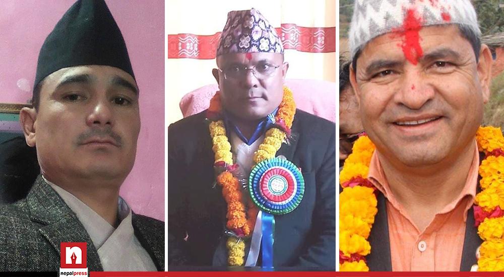 कर्णालीमा एमालेका तीन मन्त्रीद्वारा सामूहिक राजीनामा दिने तयारी