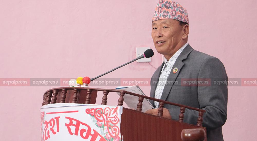 राजमो सांसद थापाको रिटमाथि आज सुनुवाइ हुँदै, लुम्बिनीको नजिर दोहोरिएला ?