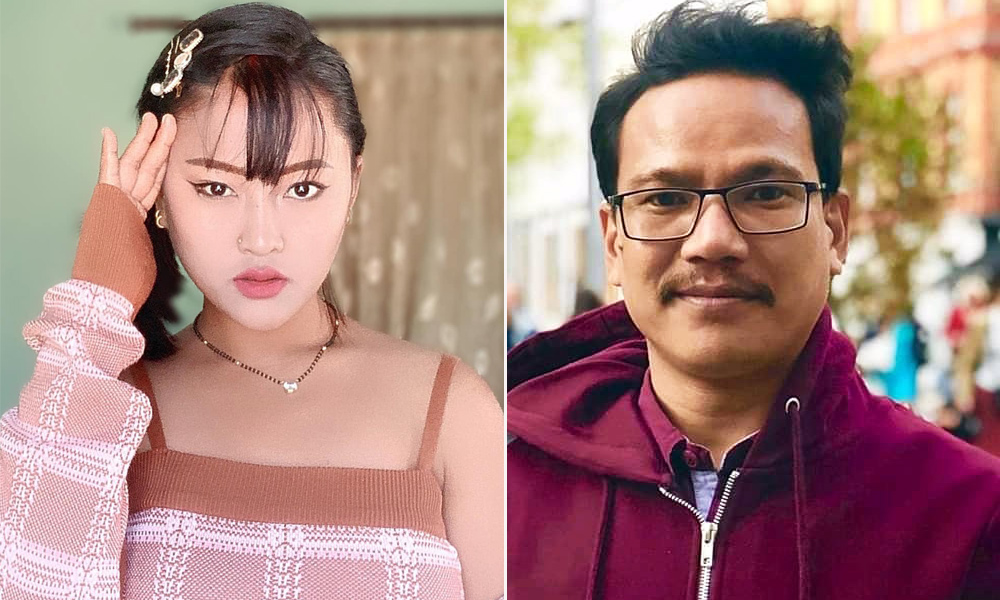 रिश्मा र बुद्धिको लभस्टोरी फिल्म 'क्रसरोड'  सुटिङ सुरु, नेपाल र भारतमा छायांकन हुँदै