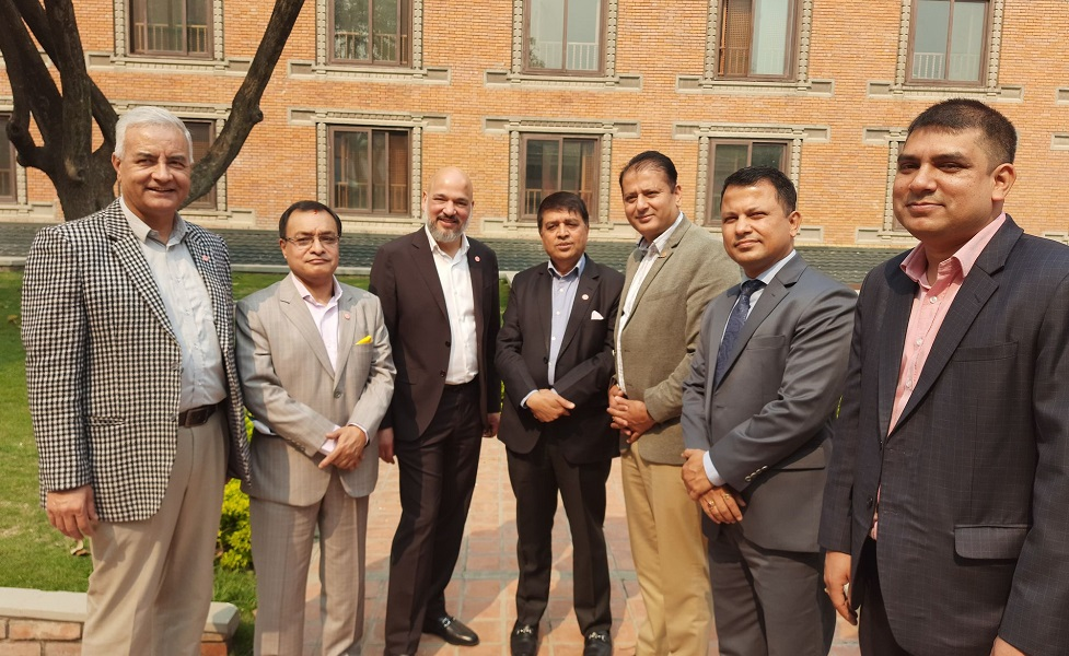 नेपाल उद्योग वाणिज्य महासंघ र डेभलपमेण्ट बैंकर्स एशोसिएसनबीच कर्जा प्रवाहमा समझदारी