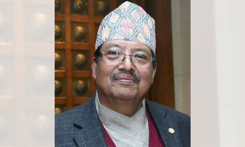 नेपाल-कुवेत उद्योग वाणिज्य संघमा सुरेन्द्रवीर मालाकार