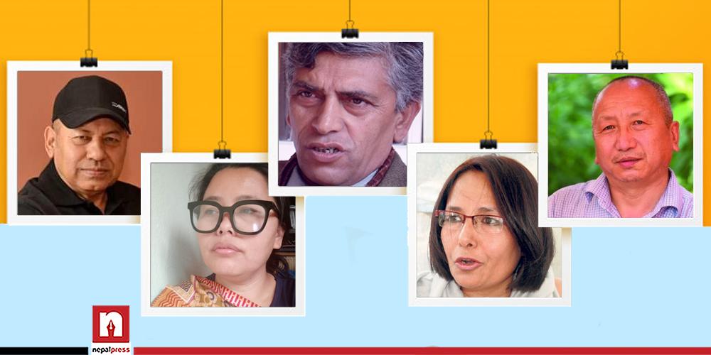 कोरोना आतंकबीच सिर्जना फुराउने मुडमा कवि-लेखक