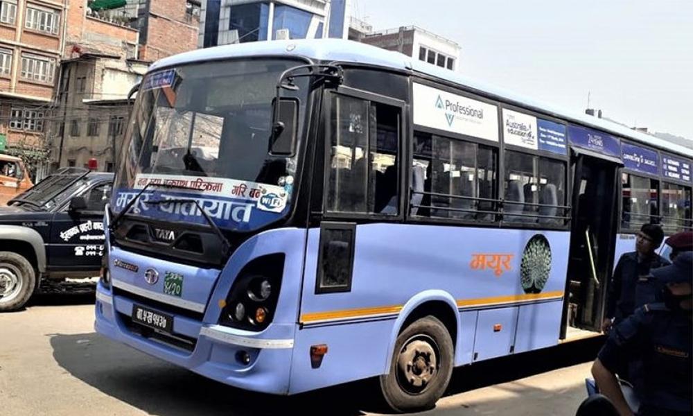 'सार्वजनिक यातायातमा स्वास्थ्य मापदण्ड पालना गराउन कठिन'
