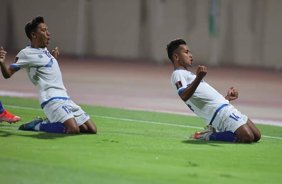 इराकसँग ६-२ ले हार्यो नेपाल