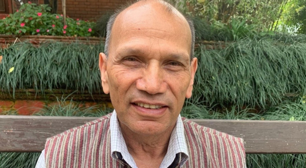 सीसीएमसीको कार्यकारी निर्देशकमा पूर्व रथी बालानन्द शर्मा नियुक्त