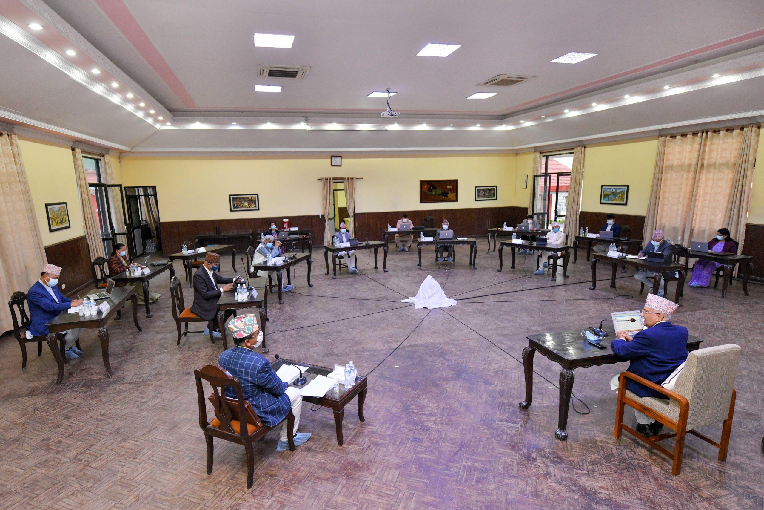 भारतसँग जिटुजीबाट मल खरिद गरिने, मन्त्रिपरिषद् बैठकमा प्रधानमन्त्रीले भने : किसानको गुनासो नआओस्