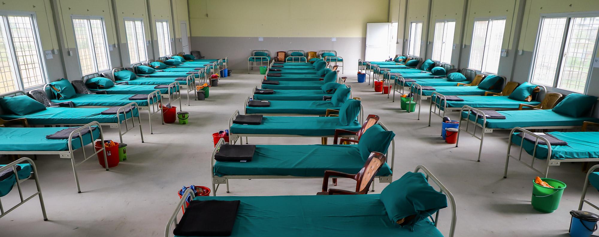 गोर्खा अस्पतालमा आइसोलेसन संचालन गर्न महासंघ र काठमाडौं महानगरबीच सहमति