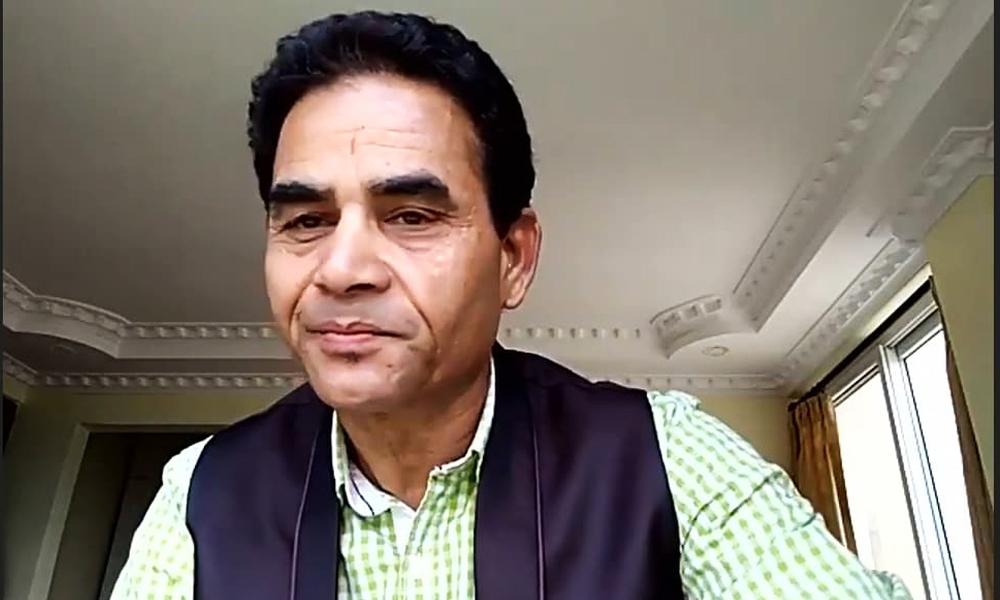 अशोक शर्मा भन्छन् : महामारीले नेपाली फिल्म १० वर्ष पछाडि धकेलिन्छ