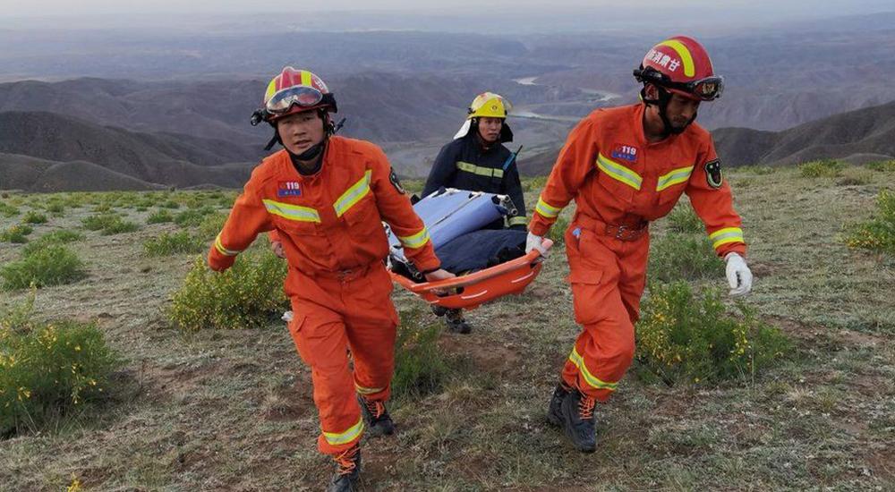 खराव मौसमका कारण चीनमा २१ अल्ट्रा धावकको मृत्यु, डेढ सयको उद्धार