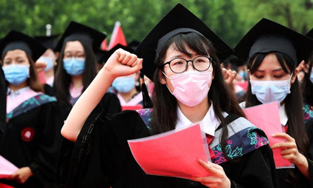 चीनमा यस वर्ष ९० लाख स्नातक उत्तीर्ण, रोजगार सप्ताहको तयारी