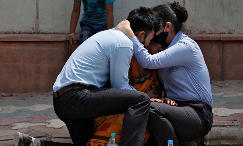 भारतमा कोरोना संक्रमण ओरालो लाग्दै, मृत्युदर भने स्थिर
