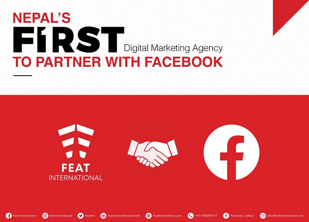 नेपालबाटै फेसबुक विज्ञापन गर्न मिल्ने, फिट इन्टरनेशनलसँग सम्झौता