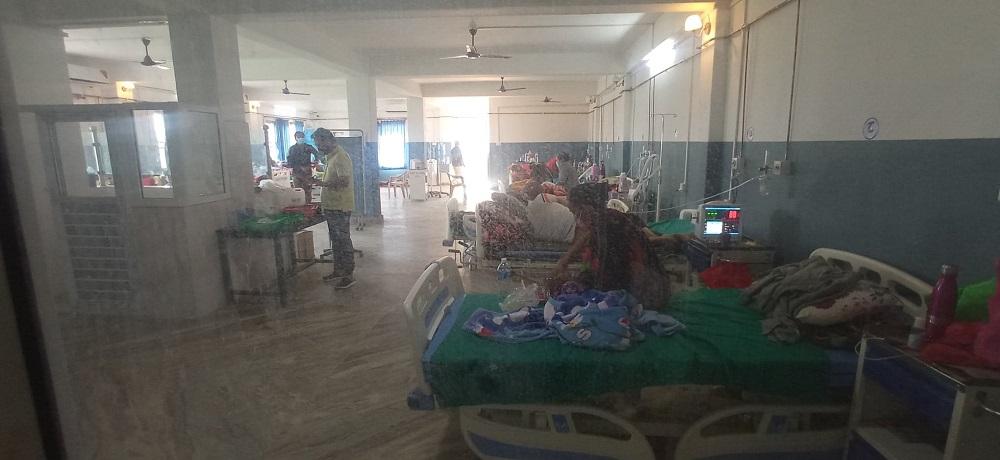 गण्डकीमा ७ हजार नाघे सक्रिय संक्रमित, अस्पताल भरिभराउ