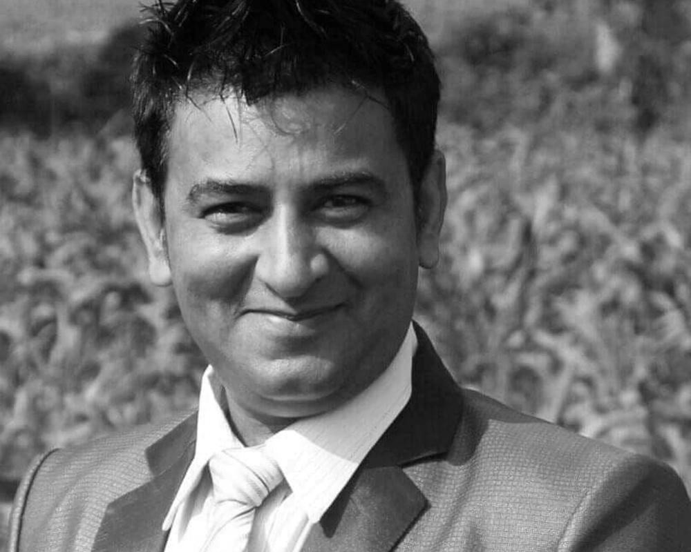 पोखराका पत्रकार गणेश पौडेलको कोरोना संक्रमणबाट निधन