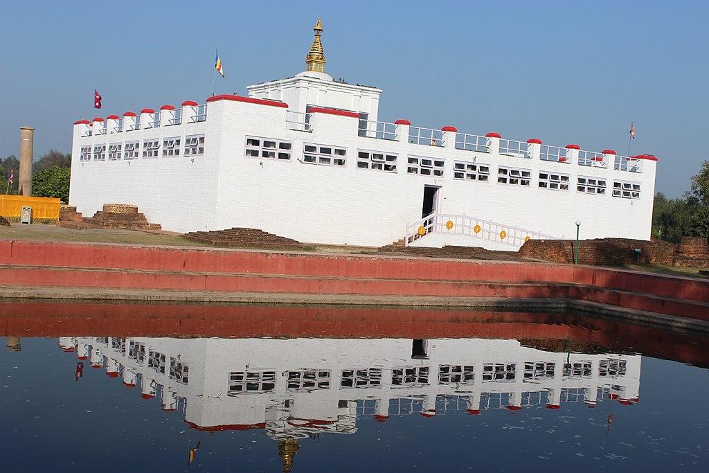 बुद्ध जयन्ती अघि सुनसान लुम्बिनी