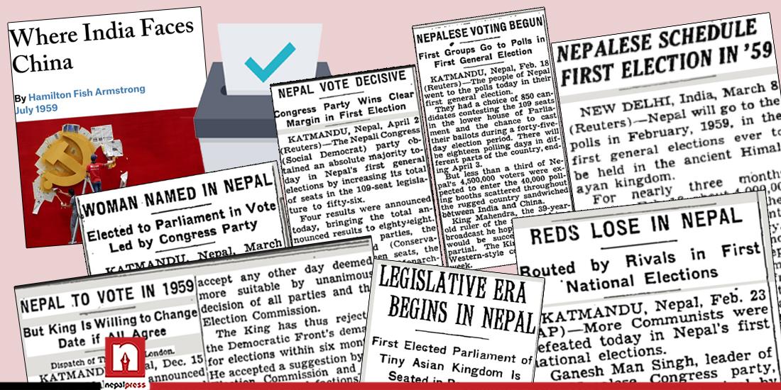 न्यूयोर्क टाइम्सको रिपोर्टः कर तिर्नुपर्ने डरले नेपालीले मतदाता नामावली भरेनन्