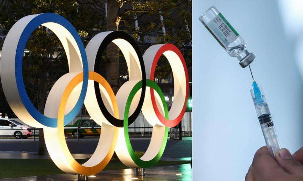 टोकियो ओलम्पिकका जापानी प्रतिनिधिलाई अर्को हप्तादेखि कोरोना विरुद्धको खोप लगाइने