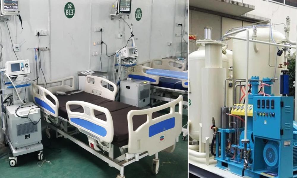 भेन्टिलेटर, अक्सिजन प्लान्ट बनाउन भक्तपुरका तीन अस्पताललाई आठ करोड