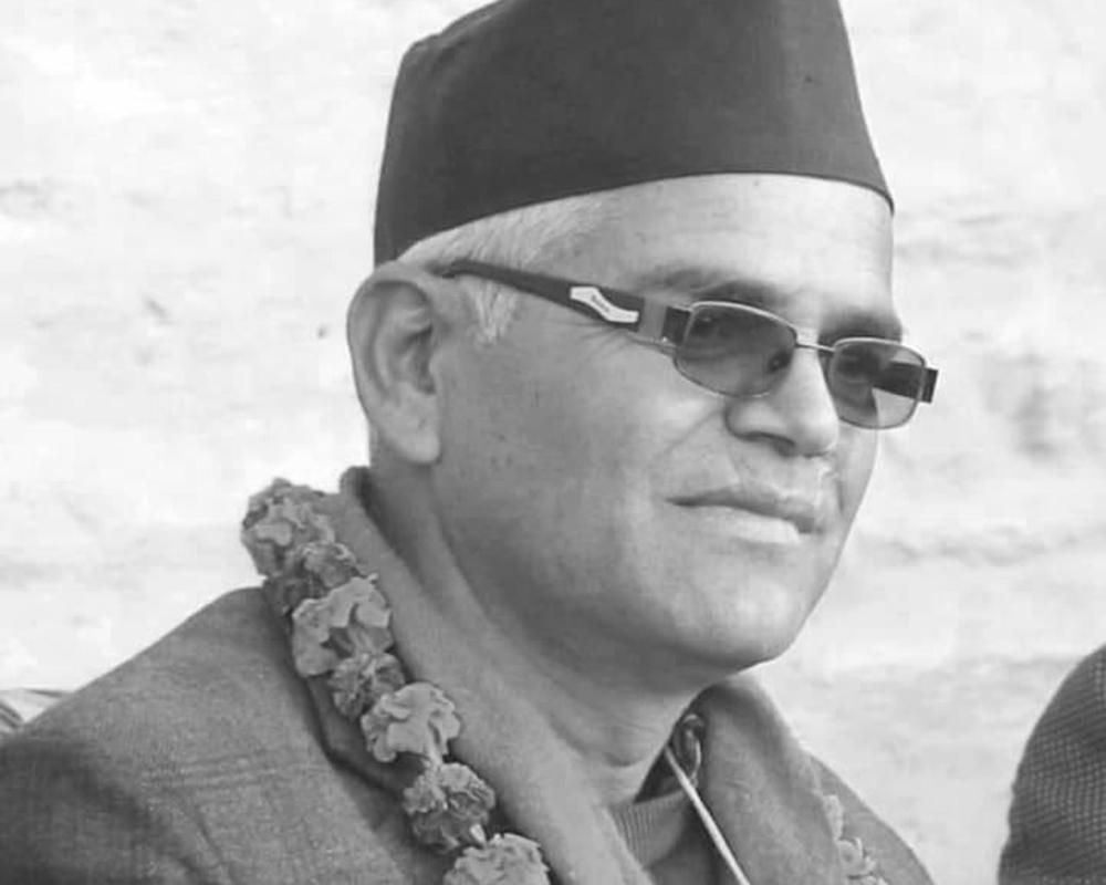 एमाले नेता तथा पूर्व सांसद रत्न प्रसाद शर्माको निधन