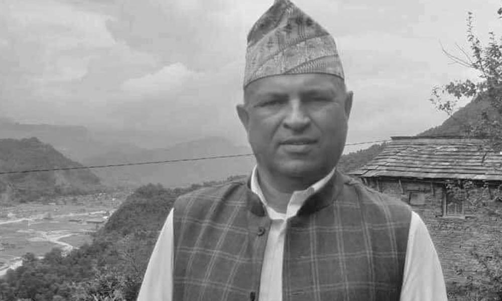 एमाले कास्कीका नेता भण्डारीको कोरोना संक्रमणबाट निधन