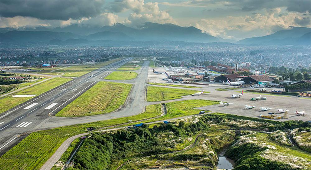 उडान बन्द हुँदा अन्तर्राष्ट्रिय विमानस्थललाई दैनिक एक करोड घाटा