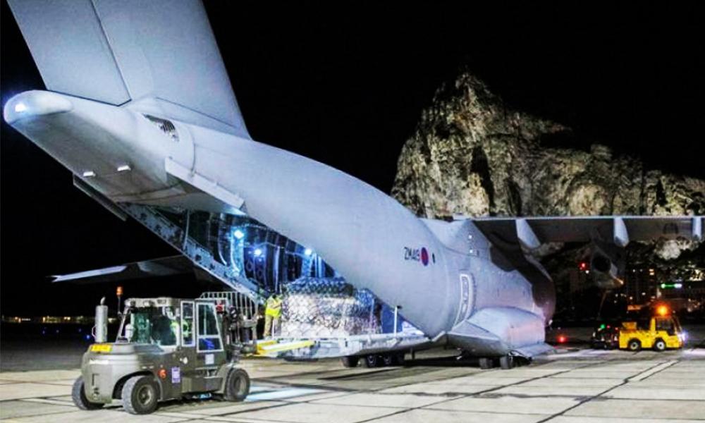 नेपाललाई सघाउन बेलायती सेनाको चिकित्सा टोली काठमाडौं आउँदै