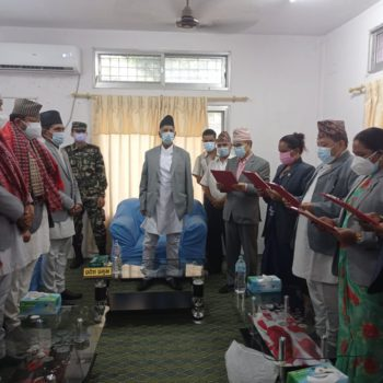 सुदूरपश्चिम प्रदेश सरकार पुनर्गठनविरुद्धको रिटमा आज पेसी