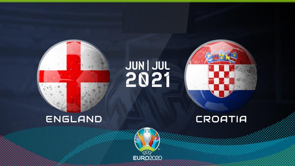 युरो २०२० मा आज तीन खेल: ६:४५ मा इङ्ल्यान्ड र क्रोएसिया भिड्दै