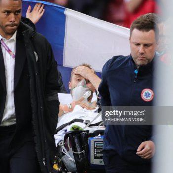 को हुन् क्रिस्टिएन एरिकसन जसका लागि विश्वभरका फुटबलप्रेमी प्रार्थनारत छन् ?