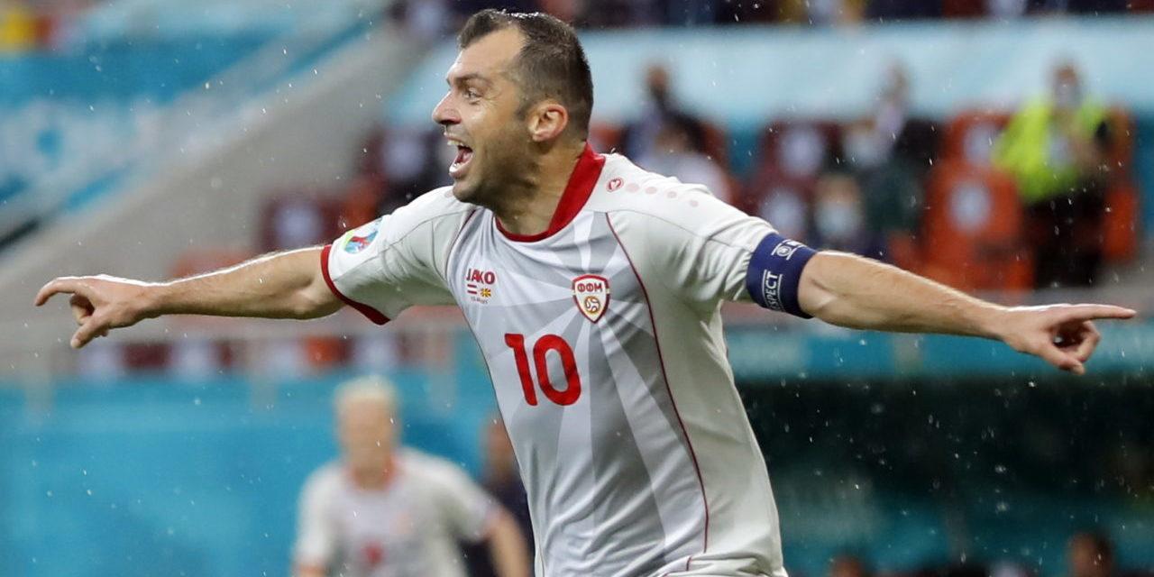 नर्थ मेसिडोनियाका कप्तान पान्डेभले नेदरल्यान्ड्ससँगको खेलपछि अन्तर्राष्ट्रिय फुटबलबाट सन्यास लिने