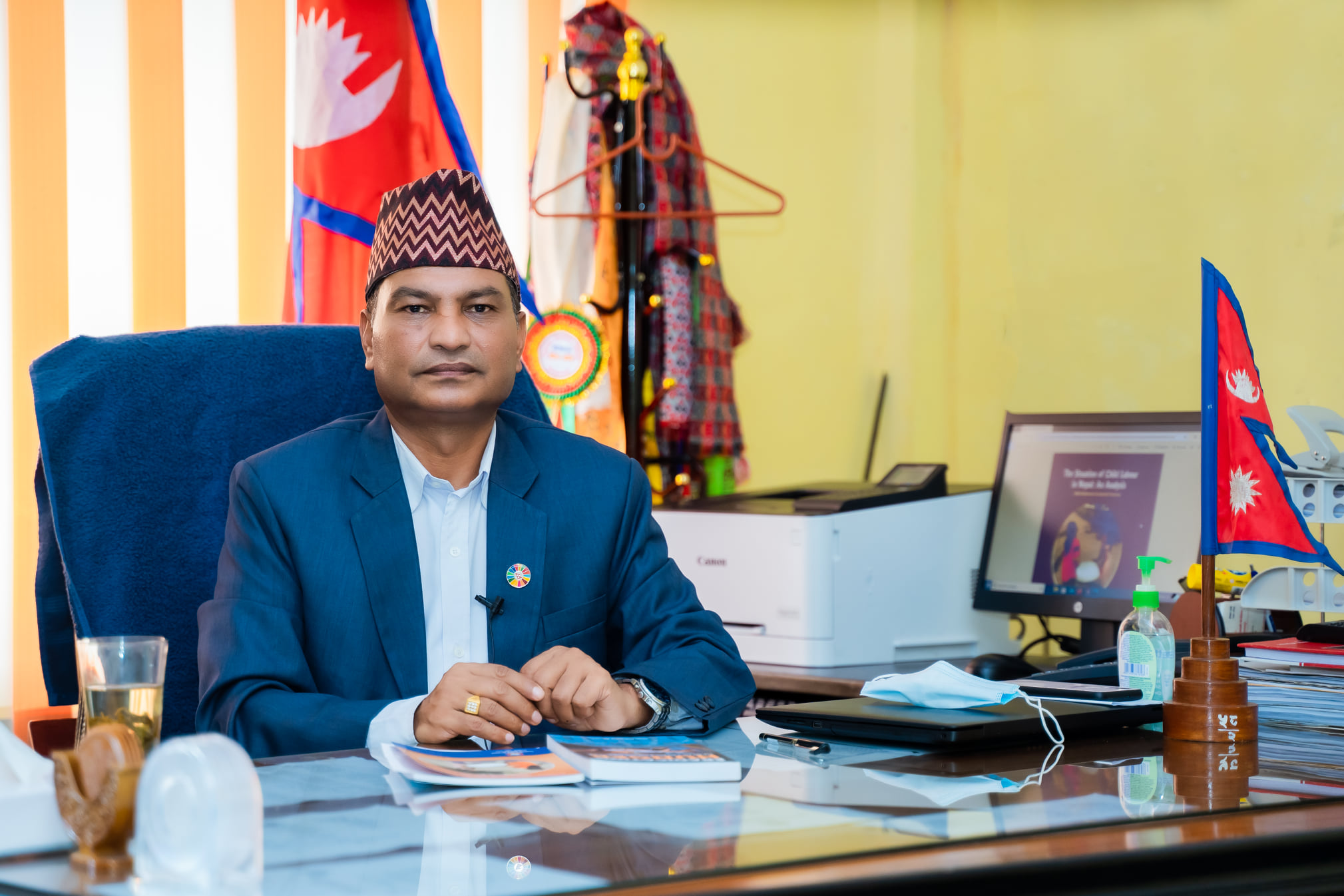 दलित समुदायबाट नेपाल सरकारकाे पहिलो सचिवकाे निजामति यात्रा : ३५ वर्षमा के गरे ?