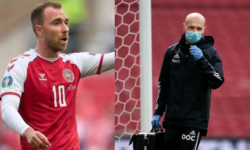 डेनमार्कका टीम डाक्टरले यसरी बचाए एरिकसनको जीवन…